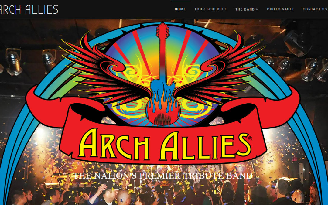Arch Allies launches brand new website