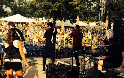 FlashMob! to play North Loop Fest for third year