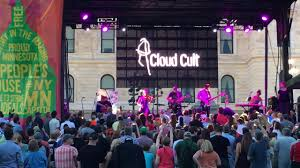 Time Music Agency Presents Cloud Cult and Polica at The Minnesota State Capital Grand Re-Opening.